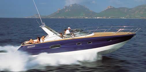 2004 Arcoa 38' Day-Boat