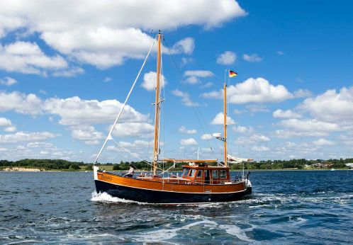 1960 Motor Sailer 38' Ketch