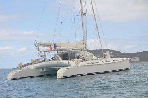 1992 Outremer 55