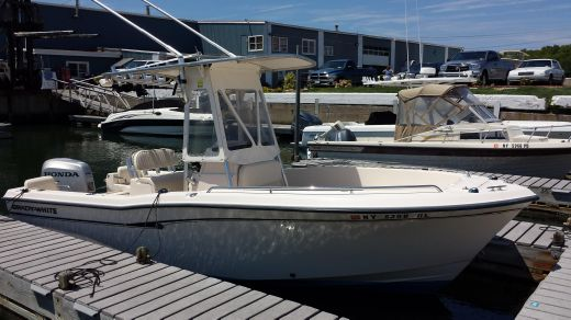2007 Grady-White 209 ESCAPE
