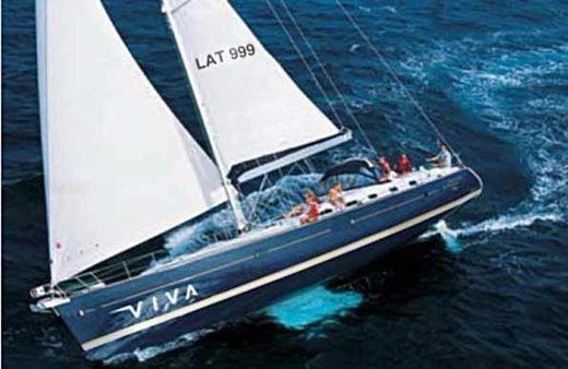 2007 Beneteau Oceanis Clipper 523