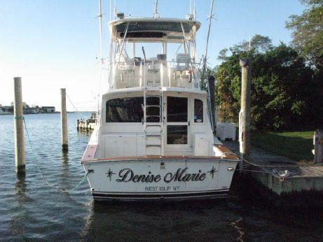 1987 Ocean Yachts 48 SS