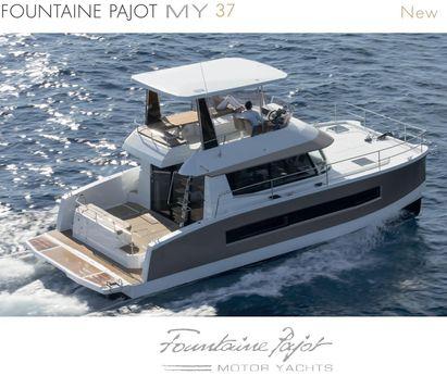 2015 Fountaine Pajot MY 37