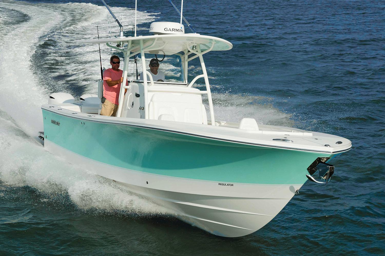 2018 Regulator 28 Power Boat For Sale - www.yachtworld.com