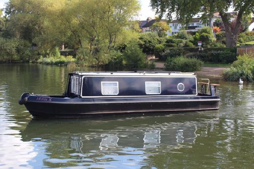 2007 Sea Otter 31' Narrowboat
