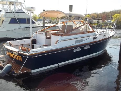 1990 Little Harbor 34 Express