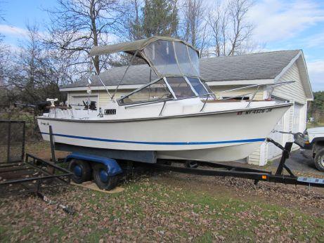1986 Shamrock 200 Cuddy