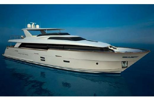 2013 Hatteras 100 Raised Pilothouse