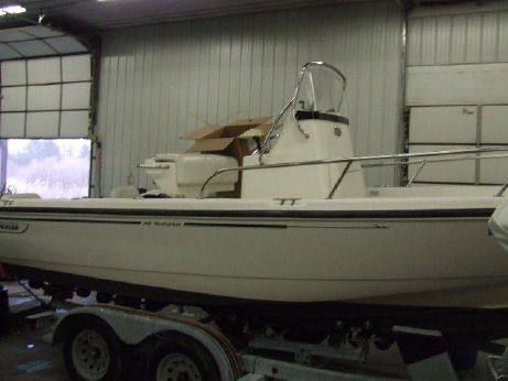 2004 Boston Whaler 190 Nantucket (SCL)