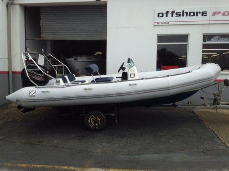 1998 Zodiac Yachtline 600 Club