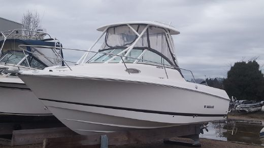 2016 Wellcraft 220 Coastal