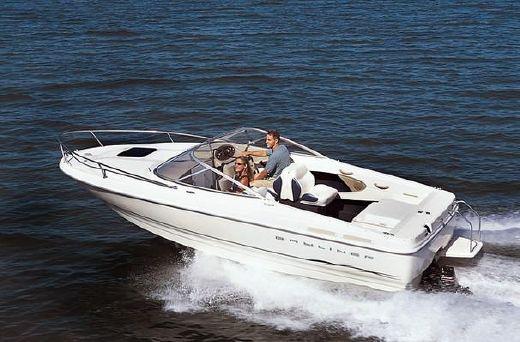 2001 Bayliner 2152 Capri Classic