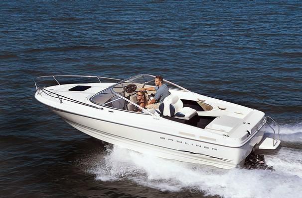 2001 bayliner 2152 capri classic power boat for sale www. Black Bedroom Furniture Sets. Home Design Ideas