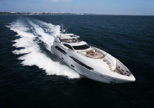 2016 Sunseeker 115 Sport Yacht