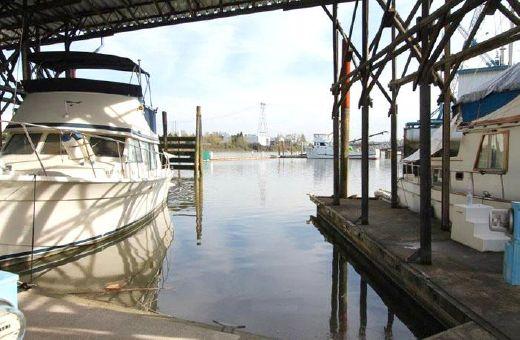 2000 Custom Covered Boat Slip