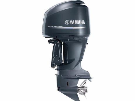 2015 Yamaha Marine F200 3.3L