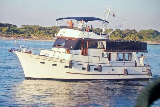 1978 Chung Hwa Blue Ocean Trawler 46