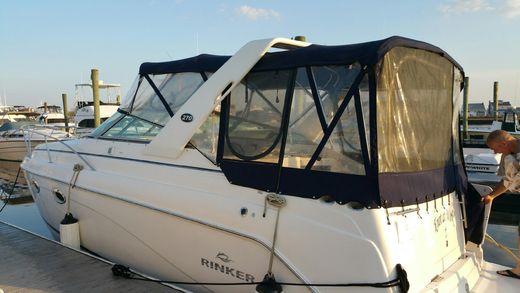 2006 Rinker 270