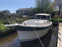 1989 Luhrs Alura 30 with Twin Power