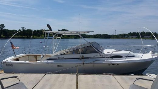1987 Blackfin 29 Open