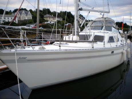 1990 Trident Voyager 40