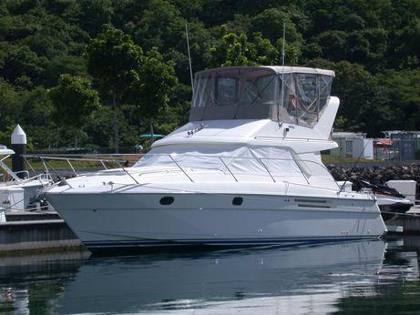 1997 Princess Viking 38 Sport Cruiser