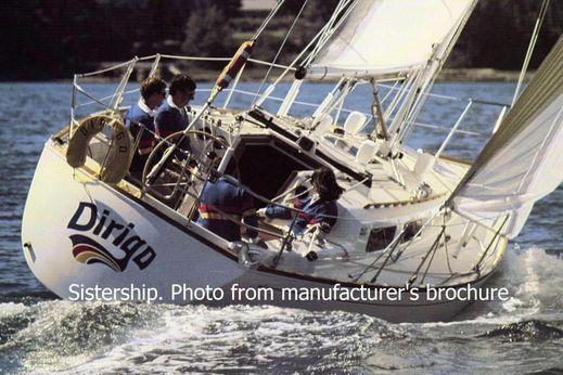 1983 Sabre 34 Mk I