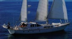 1990 Alloy Yachts 102 Ketch