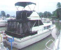1971 Chris-Craft 31 Commander