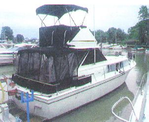 1971 Chris-Craft 31 Commander