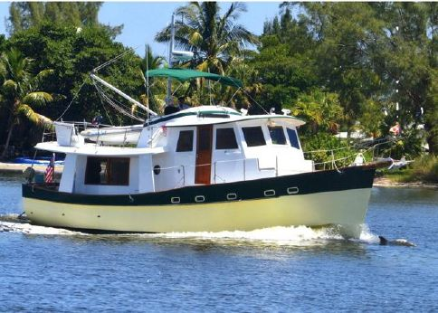 1981 Kadey-Krogen Trawler