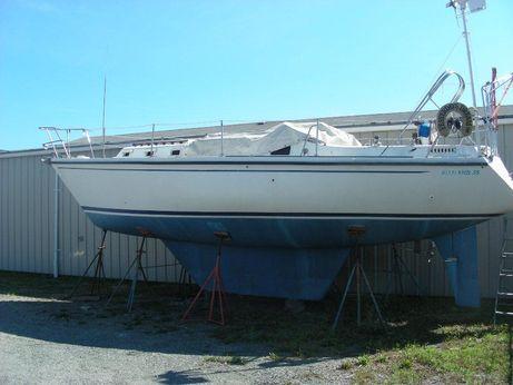 1980 Allmand 35 masthead sloop
