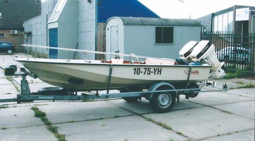 1989 Boston Whaler 15 Super Sport