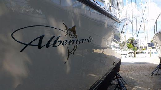 2003 Albemarle 305 Express Fisherman