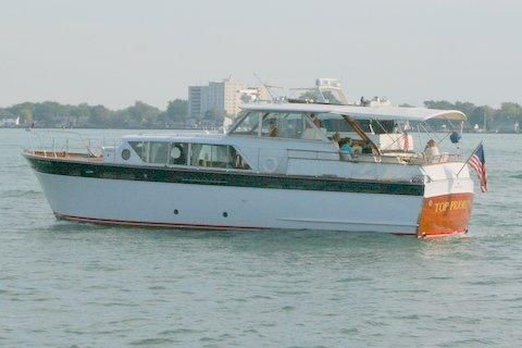 1961 Chris-Craft Constellation 50