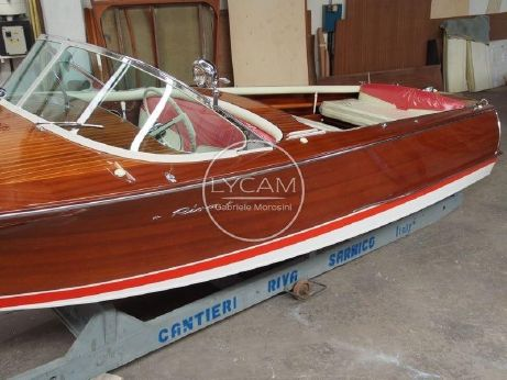 1962 Riva Supeflorida