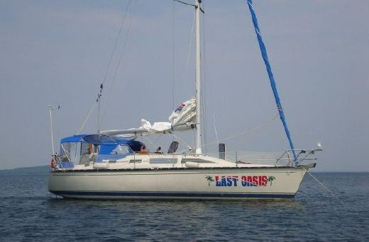 1988 Mirage Yachts 39