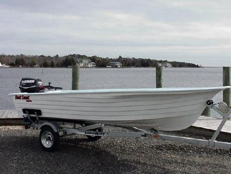 "2014 East Coast Skiffs ""NEW"" 1500-OSS (Boat Only)"