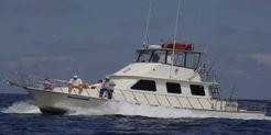 1989 Custom Charter Sportfisherman Charter Business Ready