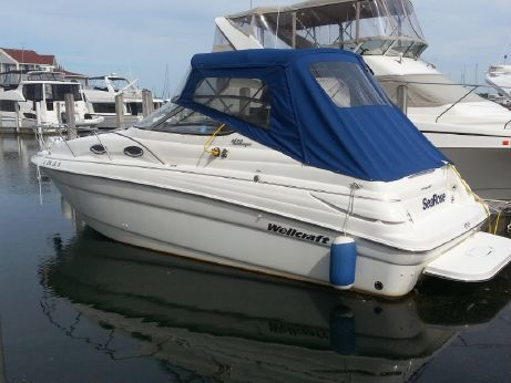 2002 Wellcraft 2600 Martinique