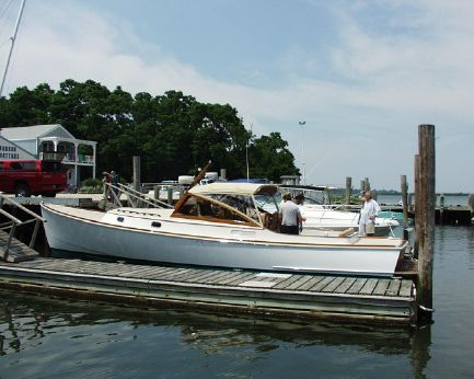 2003 Ch Marine Shelter Island Runabout
