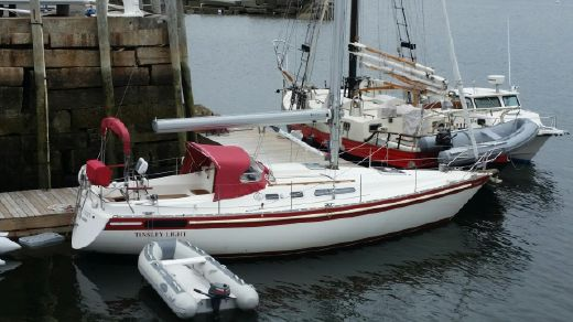 1986 Scanmar Sloop