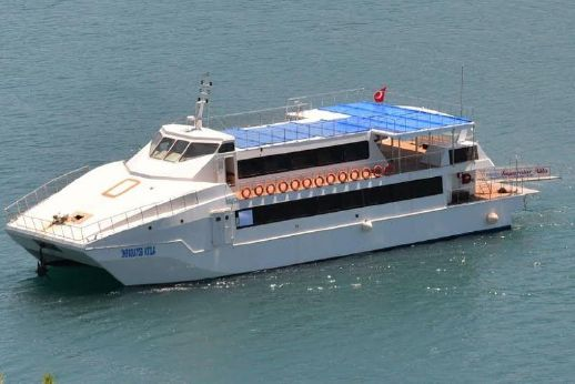 2012 Commercial Fast Passenger Ferry