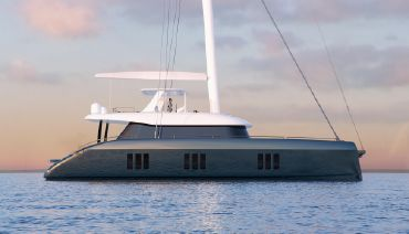2020 Sunreef 70 Sailing