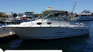 2003 Seaswirl Striper 2901