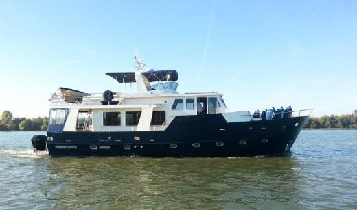 2013 Tavros 57 Trawler