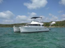 2003 Fountaine Pajot Maryland 37 Trawler Catamaran