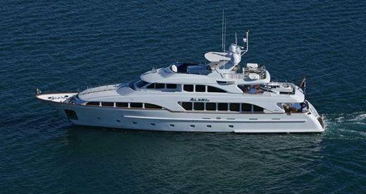 2002 Benetti 115 Motor Yacht