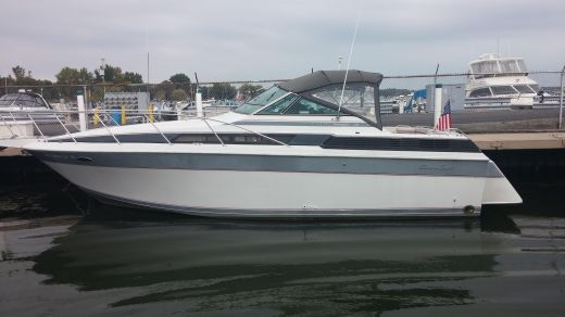 1987 Chris Craft 320 Amerosport