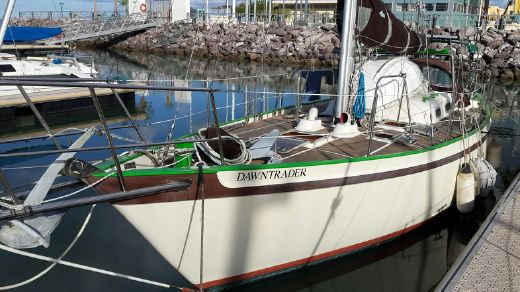 1993 Tradewinds Cutter